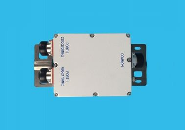 698 - 2170MHZ Multiband Combiner / High Power Coupler PIM Konektor Rendah Double Unit